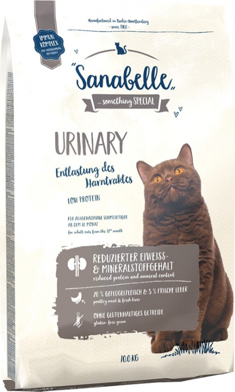 SANABELLE Urinary pour chat adulte