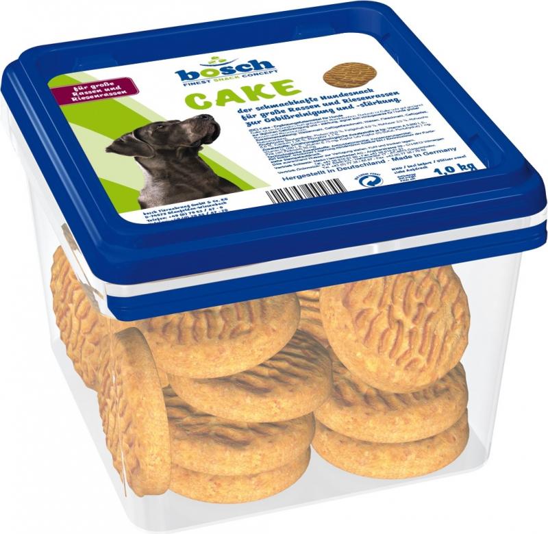 Friandises BOSCH Cake - Biscuits pour Chien de Grande Taille