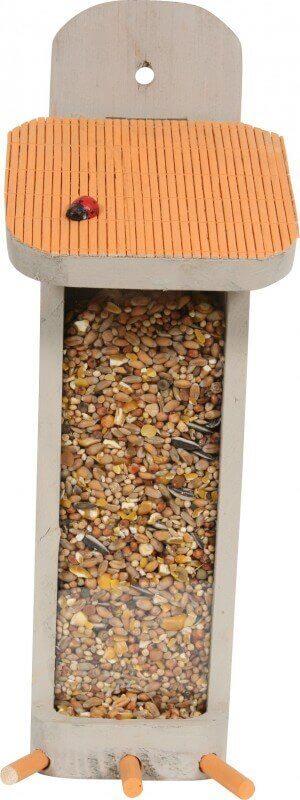 Distributeur graines oiseaux du ciel - Garden_0