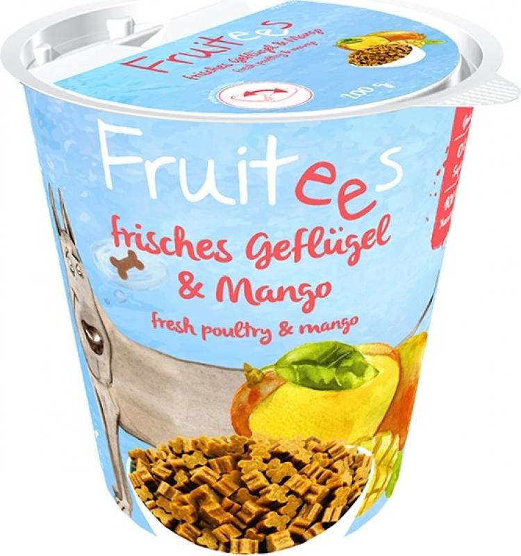 Friandises Snack FRUITEES pour Chien - 5 saveurs au choix