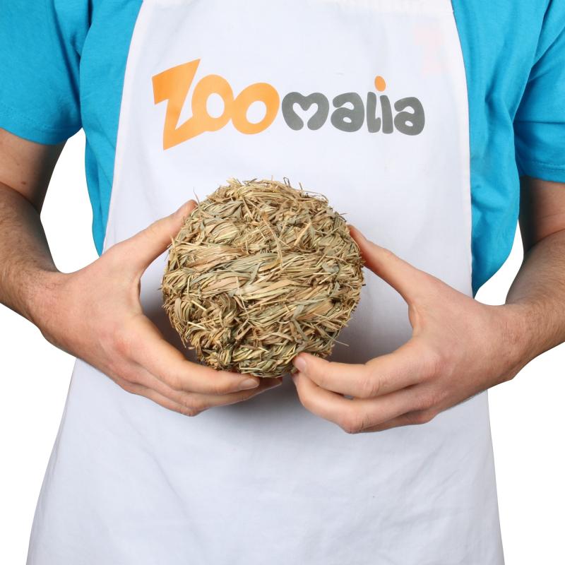 Balle pour rongeur Zolia Végétale Clochette