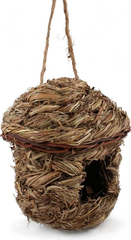 Ninho de ervas secas Pássaro ZOLIA