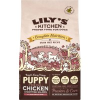 LILY'S KITCHEN Puppy Poulet & Saumon pour Chiot