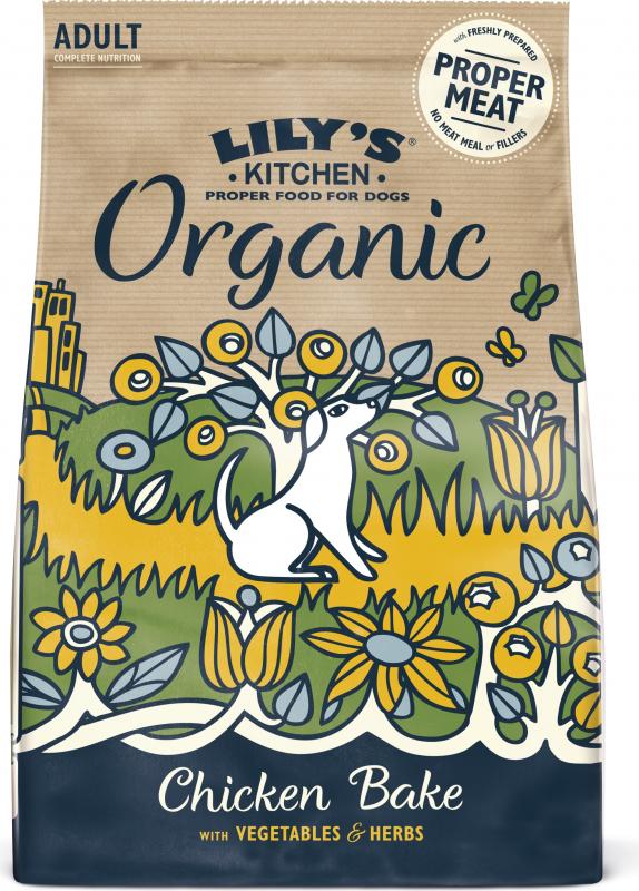 LILY'S KITCHEN Organic Bio Adult Chicken