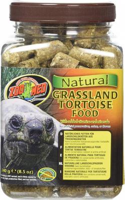 ZooMed Grassland Tortoise Alimentation naturelle pour tortue terrestre