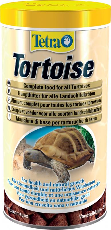 Tetra Tortoise Alimentazione tartaruga terrestre