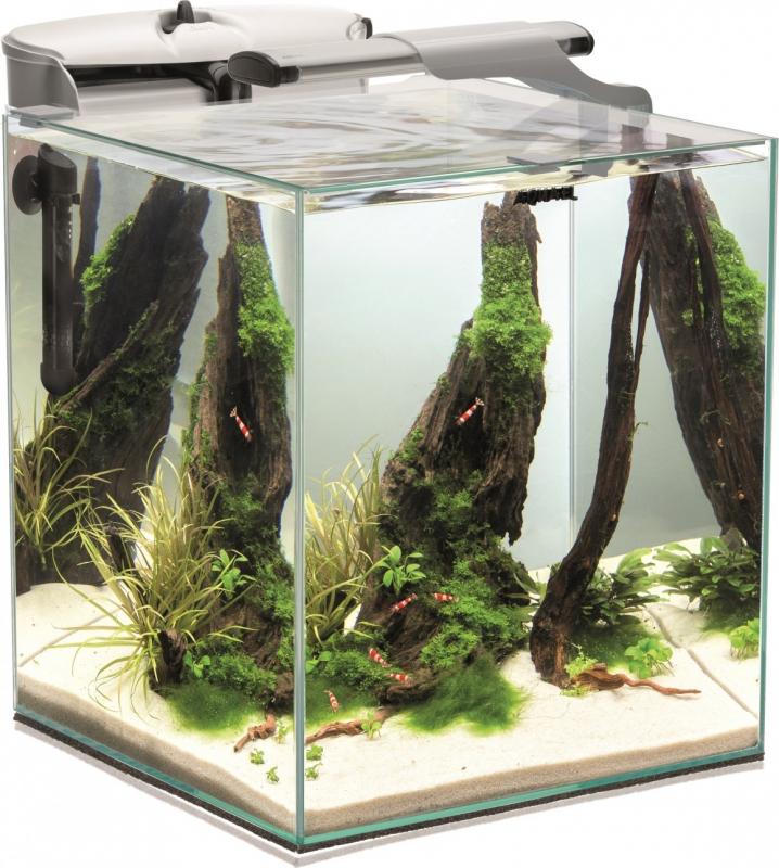 Aquarium Aquael FISH & SHRIMP Set Duo 35 49L