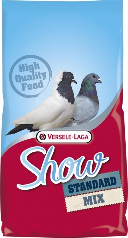 Show Standard Mélange de base avec maïs pour pigeon d'ornement