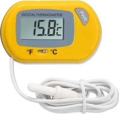 Digitale thermometer voor terrarium