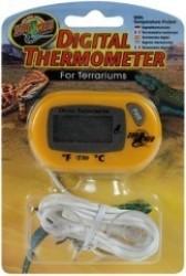 Thermomètre digital pour terrarium