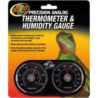 Thermomètre Hygromètre digital pour terrarium ZooMed