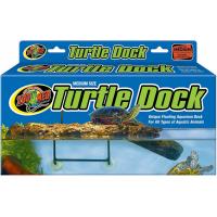 Drijvend schildpaddeneiland