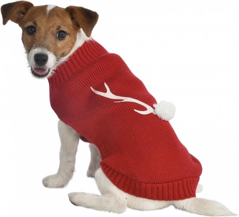 Casaco para cães Ralph BOBBY coleção de Natal