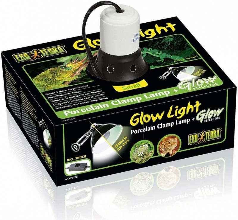 Support de lampe à pince Glow Light Maxi