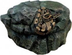 Grotte für Reptilien - großes Modell