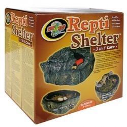 Grotte shelter petit modèle_2