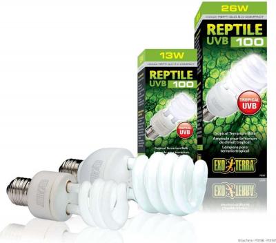 Glühbirne Repti Glo 5.0 für  tropische Terrarien