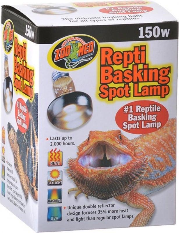 Ampoule chauffante pour terrarium Zoomed