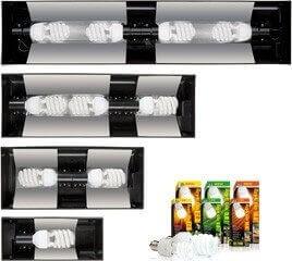 Galerie Compact Top pour lampe fluorescente