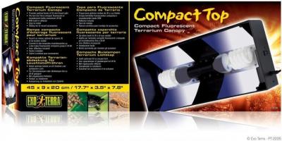 Galería Compact Top para lámpara fluorescente