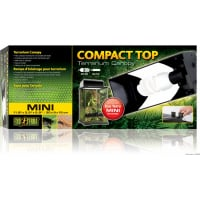 Exo Terra Compact Top Mini Galerie pour lampe fluorescente