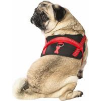Easy Safe Hundegeschirr BOBBY Rot- Reflektierend