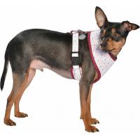 Arnês T-shirt para cães Dots BOBBY