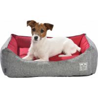 Corbeille pour chien School BOBBY - vert ou rouge - Plusieurs Tailles disponibles
