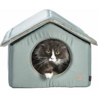 Maison pour chat BOBBY Bee - Vert ou noir - 40 cm