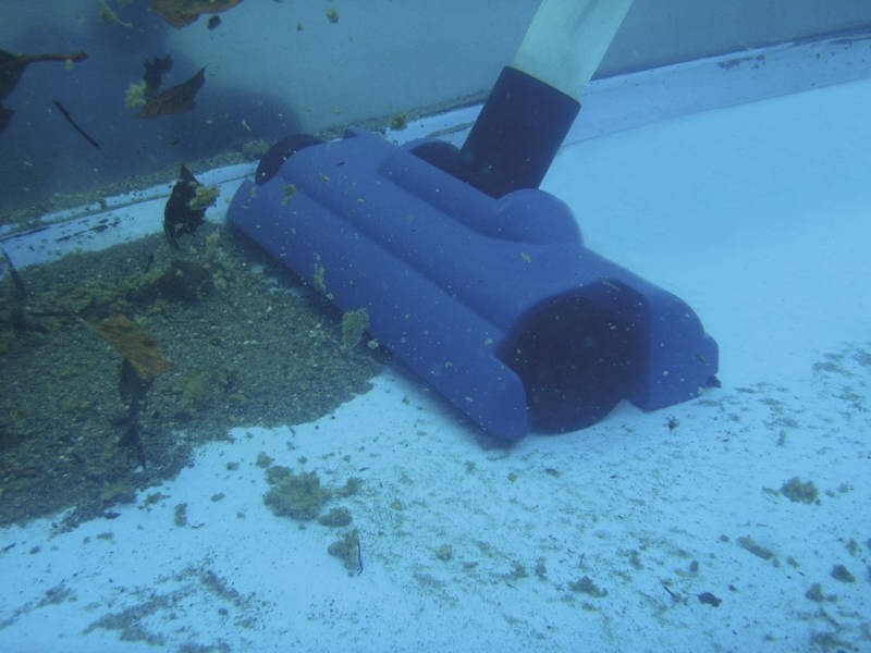 Oase PondoVac 4 Aspirateur avec aspiration continue pour bassins