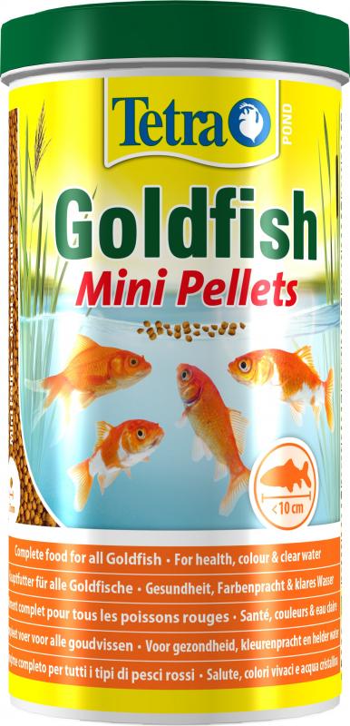 Tetra Pond Goldfish Mini Alleinfutter für Goldfische