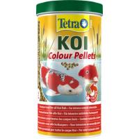 Tetra Pond Koi Colour Pellets Aliment activateur de couleurs pour Koï