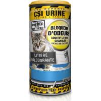 CSI URINE Granulés litière bloqueur d'odeurs
