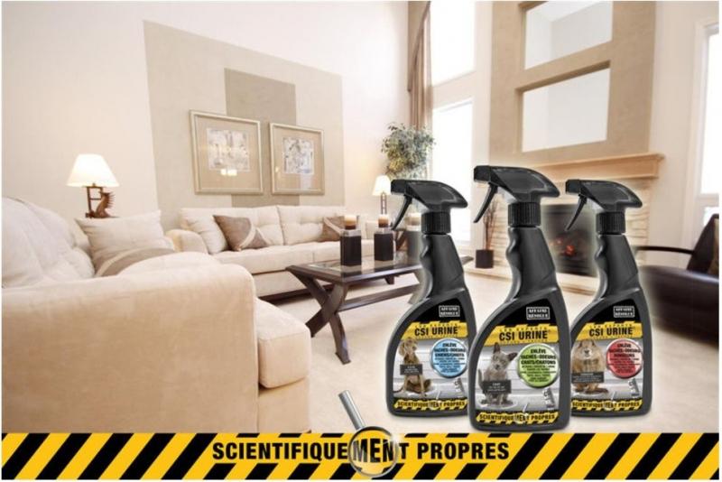 CSI URINE Lapin et rongeurs Spray