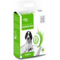 Puppy Training Pads Odeur herbe coupée
