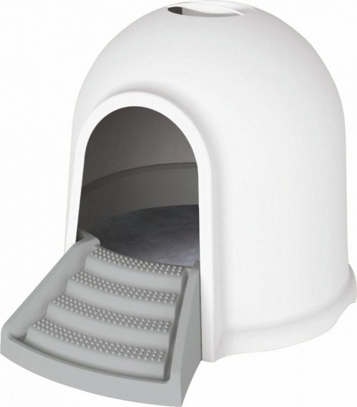 Maison de toilette et de repos IGLOO 2-en-1