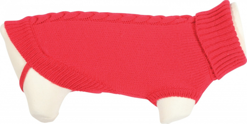 Pull Allure pour chien rouge
