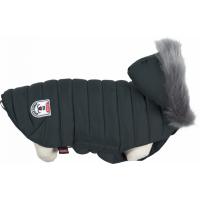 Urban jas voor honden, grijs