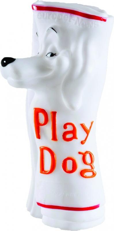 Vadigran Jouet fun et sonore pour chien journal