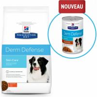 HILL'S Prescription Diet Derm Defense Mijoté pour Chien
