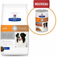 HILL'S Prescription Diet K/D + Mobility Mijoté pour Chien