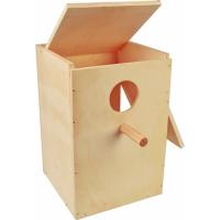 Ninho de madeira Vadigran para periquito