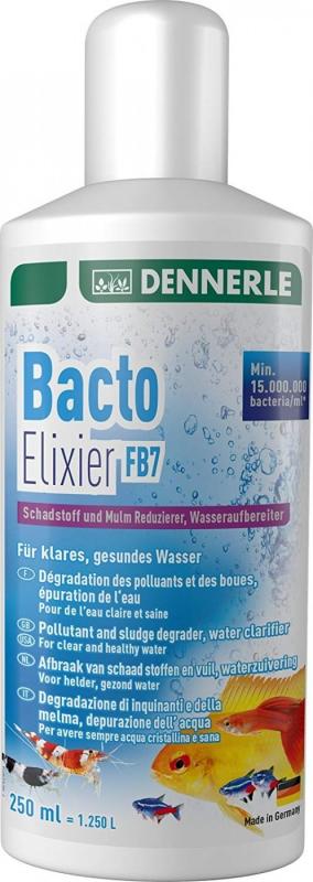 Dennerle Bacto Elixier FB7 Bactéries de filtration