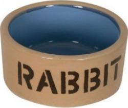 Napf aus Sandstein für Kaninchen