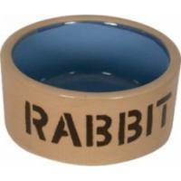 Ciotola in gres per conigli
