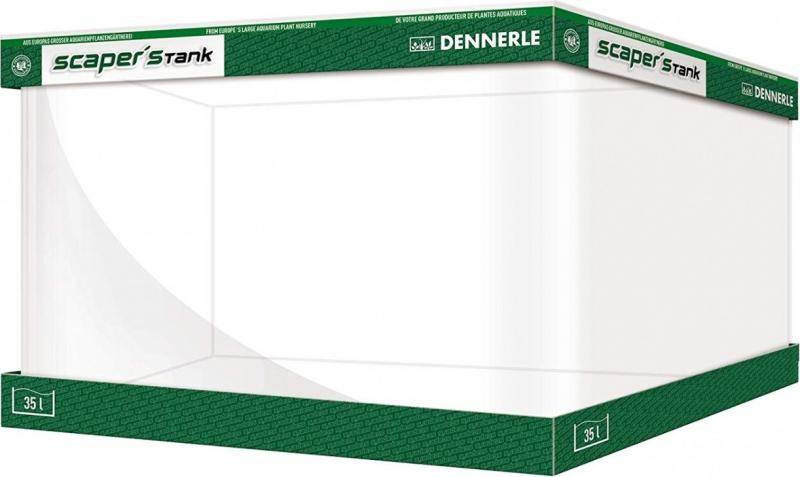 Dennerle Scaper's Tank Depósito sin tapa 35L