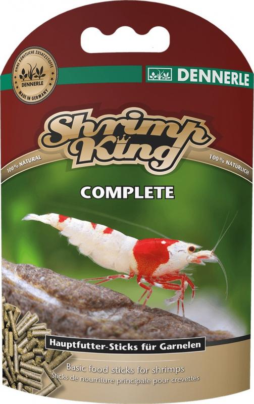 Dennerle Shrimp King Complete Nourriture complète pour crevettes