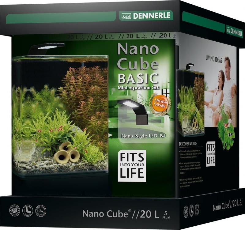 Dennerle Acuario NanoCube Basic Style LED