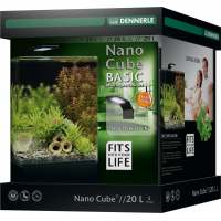 Dennerle Aquarium NanoCube Basic Style LED