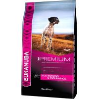 Eukanuba Adult Premium Working & Endurance pour Chien Actif